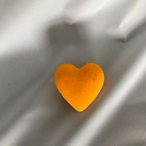 Other - Fortune Heart Bath Bomb Citrus Splash